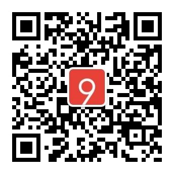 微信公众号九一视频二维码